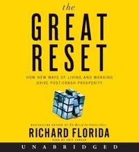 Great Reset - Richard Florida - audiobook