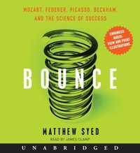 Bounce - Matthew Syed - audiobook