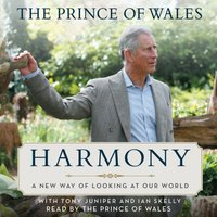 Harmony - Charles HRH The Prince of Wales - audiobook