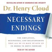 Necessary Endings - Henry Cloud - audiobook