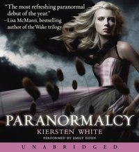 Paranormalcy - Kiersten White - audiobook