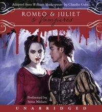 Romeo & Juliet & Vampires - William Shakespeare - audiobook