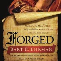 Forged - Bart D. Ehrman - audiobook