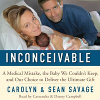 Inconceivable - Carolyn Savage - audiobook