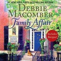 Family Affair - Debbie Macomber - audiobook