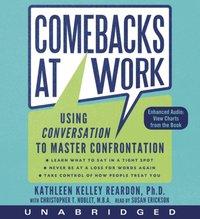 Comebacks at Work - Kathleen Kelley Reardon - audiobook
