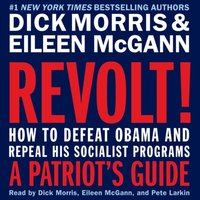 Revolt! - Dick Morris - audiobook
