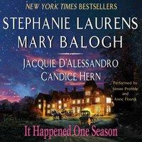 It Happened One Season - Stephanie Laurens - audiobook