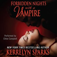 Forbidden Nights With a Vampire - Kerrelyn Sparks - audiobook