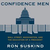 Confidence Men - Ron Suskind - audiobook