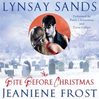 Bite Before Christmas - Lynsay Sands - audiobook