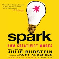 Spark - Julie Burstein - audiobook