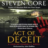 Act of Deceit - Steven Gore - audiobook