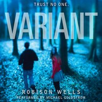 Variant - Robison Wells - audiobook