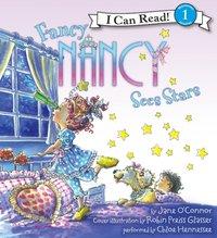 Fancy Nancy Sees Stars - Jane O'Connor - audiobook