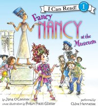 Fancy Nancy at the Museum - Jane O'Connor - audiobook