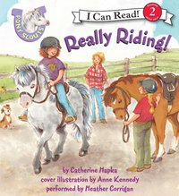 Pony Scouts: Really Riding! - Catherine Hapka - audiobook