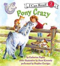 Pony Scouts: Pony Crazy - Catherine Hapka - audiobook