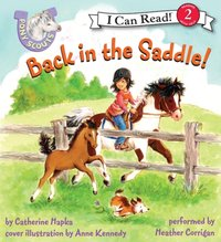 Pony Scouts: Back in the Saddle - Catherine Hapka - audiobook
