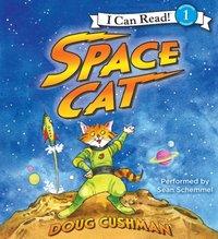 Space Cat - Doug Cushman - audiobook