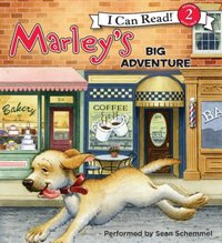 Marley: Marley's Big Adventure - John Grogan - audiobook