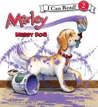 Marley: Messy Dog - John Grogan - audiobook