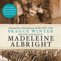 Prague Winter - Madeleine Albright - audiobook