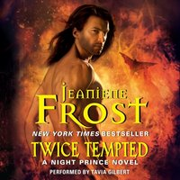 Twice Tempted - Jeaniene Frost - audiobook