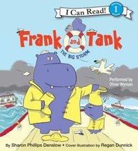 Frank and Tank: The Big Storm - Sharon Phillips Denslow - audiobook