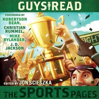 Guys Read: The Sports Pages - Jon Scieszka - audiobook