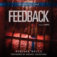 Feedback - Robison Wells - audiobook