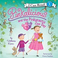 Pinkalicious and the Pinkatastic Zoo Day - Victoria Kann - audiobook