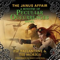 Janus Affair - Pip Ballantine - audiobook