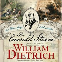 Emerald Storm - William Dietrich - audiobook
