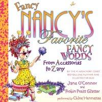 Fancy Nancy's Favorite Fancy Words - Jane O'Connor - audiobook