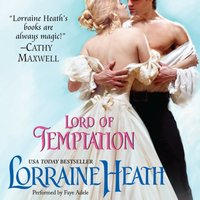 Lord of Temptation - Lorraine Heath - audiobook