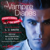Vampire Diaries: Stefan's Diaries #4: The Ripper - L. J. Smith - audiobook