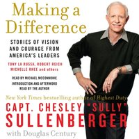 Making a Difference - III Captain Chesley B. Sullenberger - audiobook