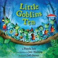 Little Goblins Ten - Pamela Jane - audiobook