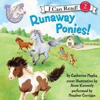 Pony Scouts: Runaway Ponies! - Catherine Hapka - audiobook