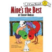 Mine's the Best - Crosby Bonsall - audiobook