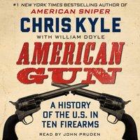 American Gun - Chris Kyle - audiobook