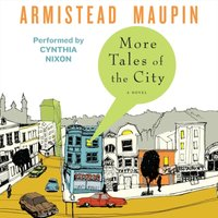 More Tales of the City - Armistead Maupin - audiobook