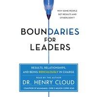 Boundaries for Leaders - Henry Cloud - audiobook