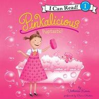 Pinkalicious: Puptastic! - Victoria Kann - audiobook