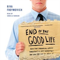 End of The Good Life - Riva Froymovich - audiobook