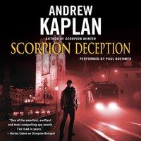 Scorpion Deception - Andrew Kaplan - audiobook