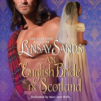 English Bride in Scotland - Lynsay Sands - audiobook
