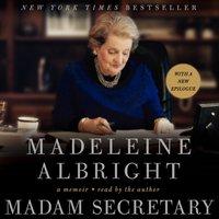Madam Secretary - Madeleine Albright - audiobook