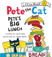 Pete the Cat: Pete's Big Lunch - James Dean - audiobook